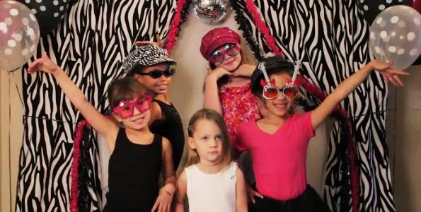 Tema moda aniversário infantil de meninas