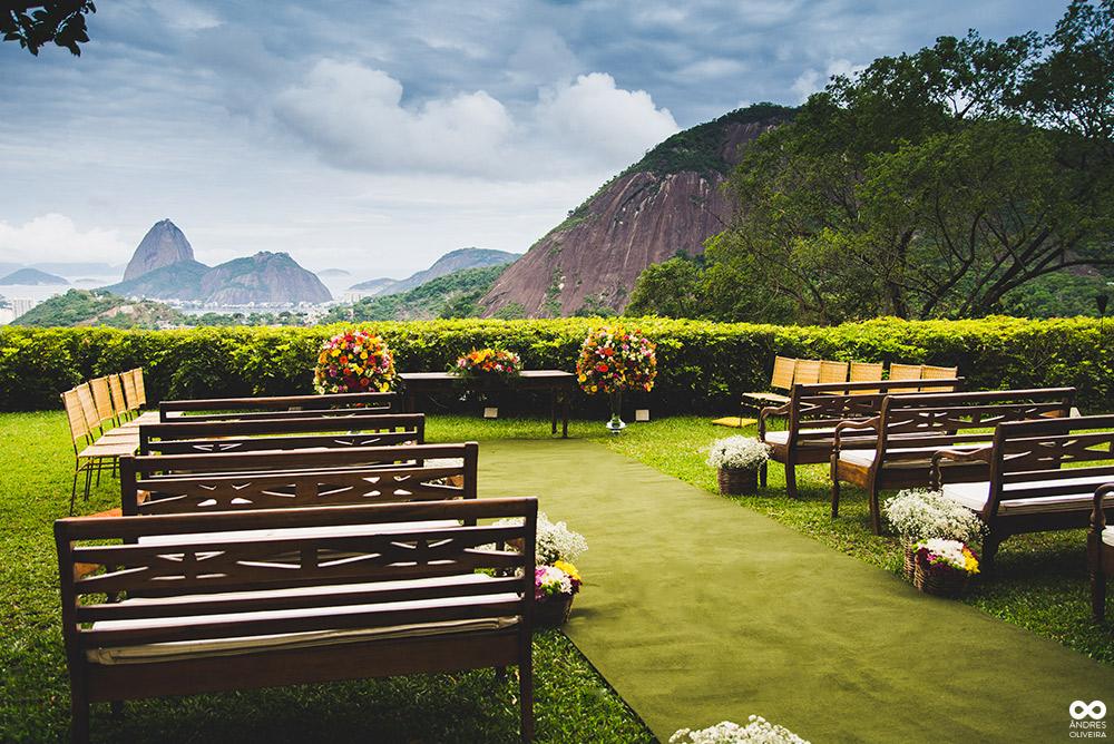 Casamento no Rio de Janeiro na Casa de Santa Teresa – Natália e Marcelo