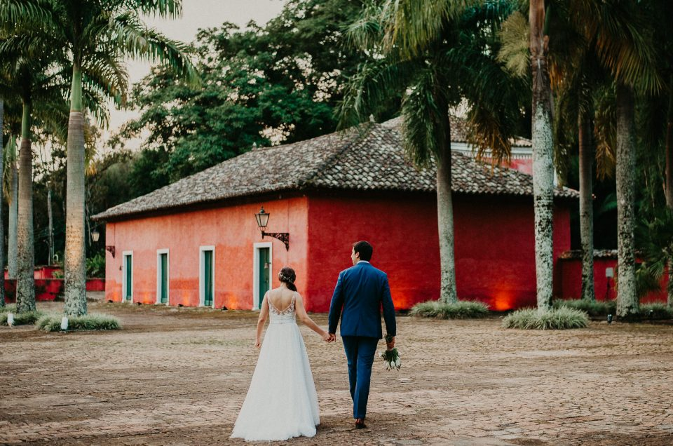 Casamento na Fazenda das Cabras