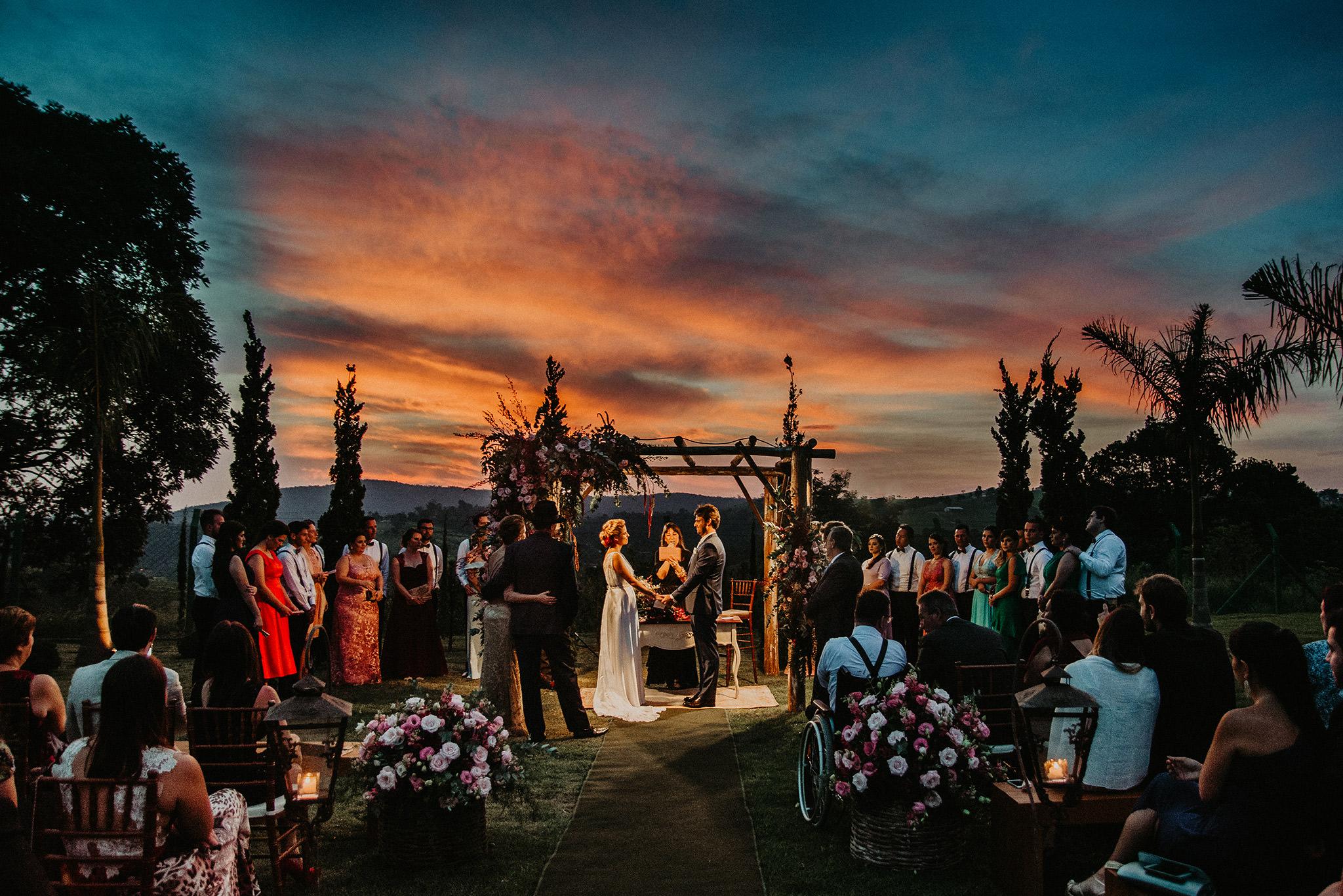 Casamento Villa Dangêlo