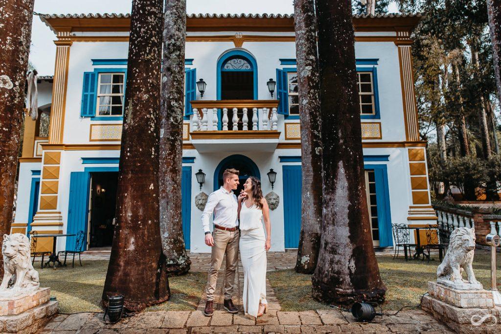ensaio pré wedding na Fazenda Santa Bárbara