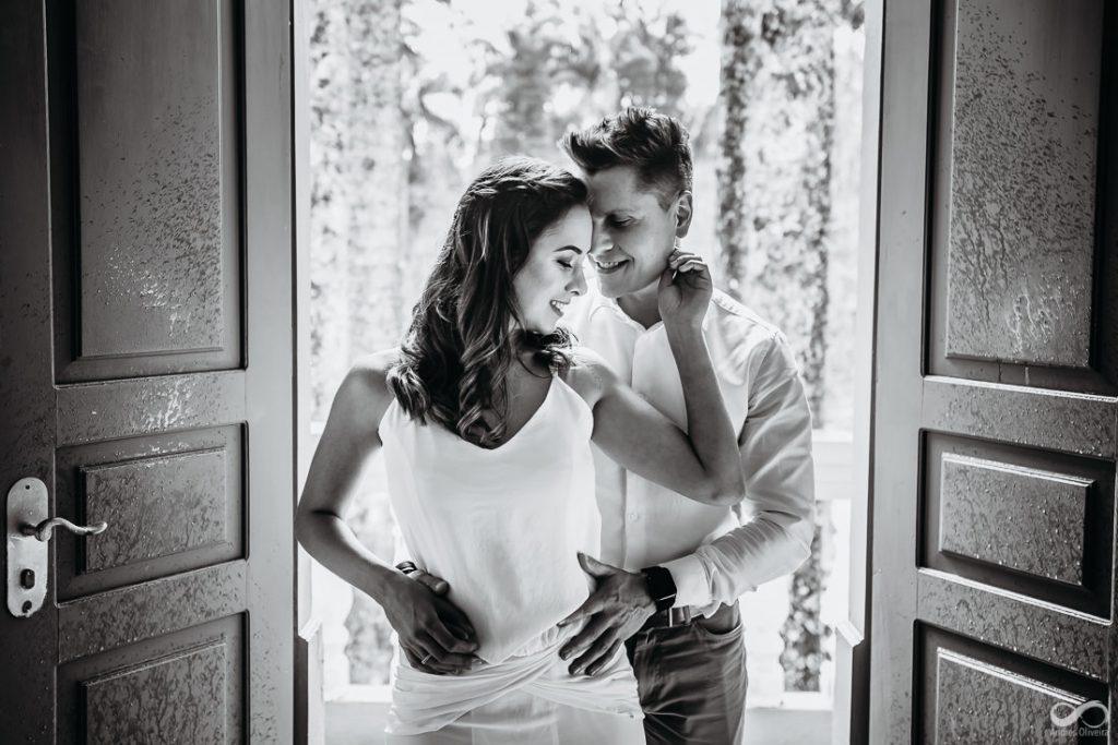 ensaio pré wedding romântico