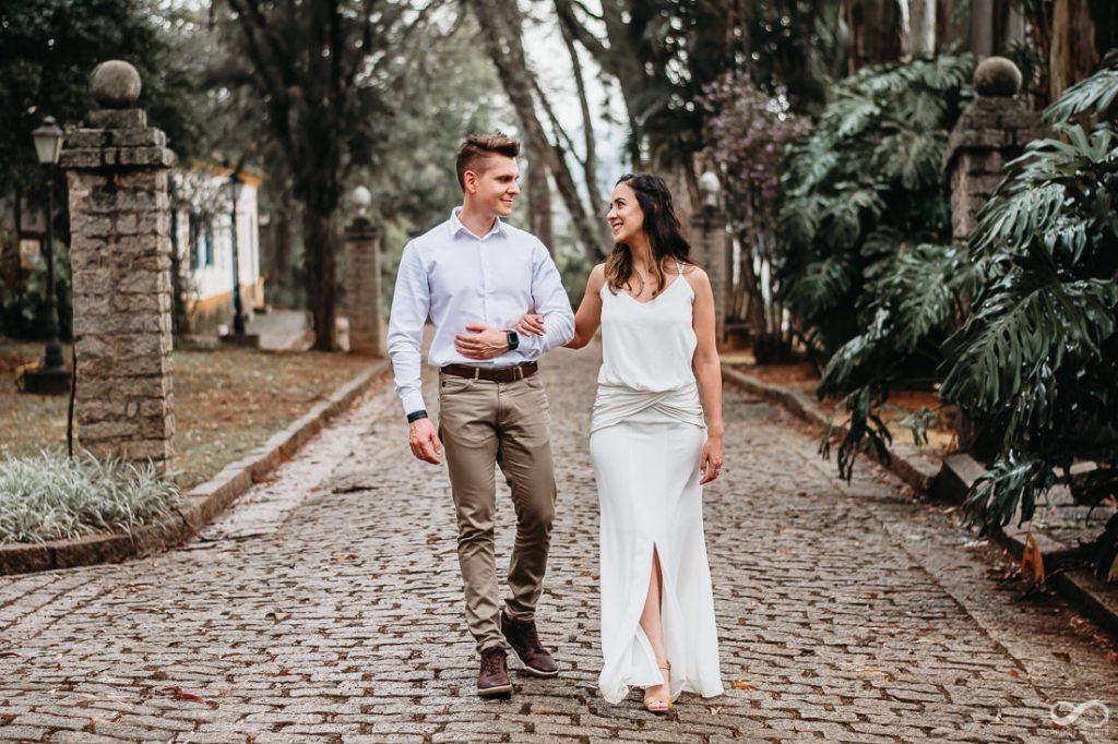 fotos ensaio pré casamento fazenda santa bárbara em itatiba sp