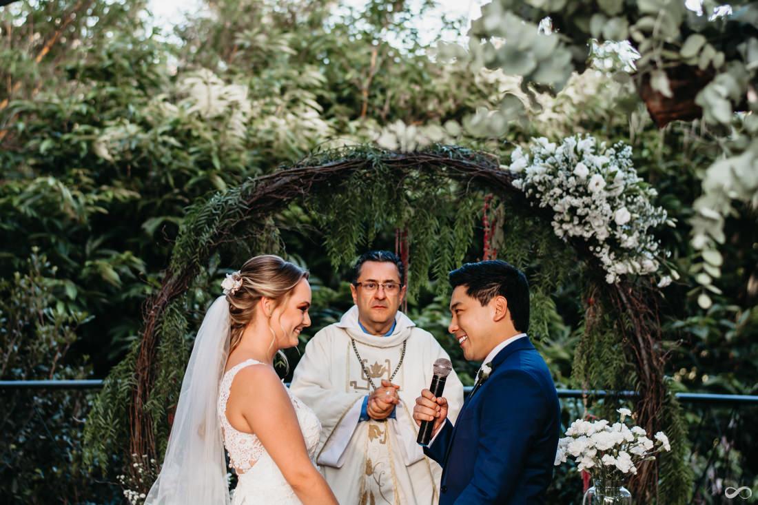 casamento no alto das palmeiras em vinhedo