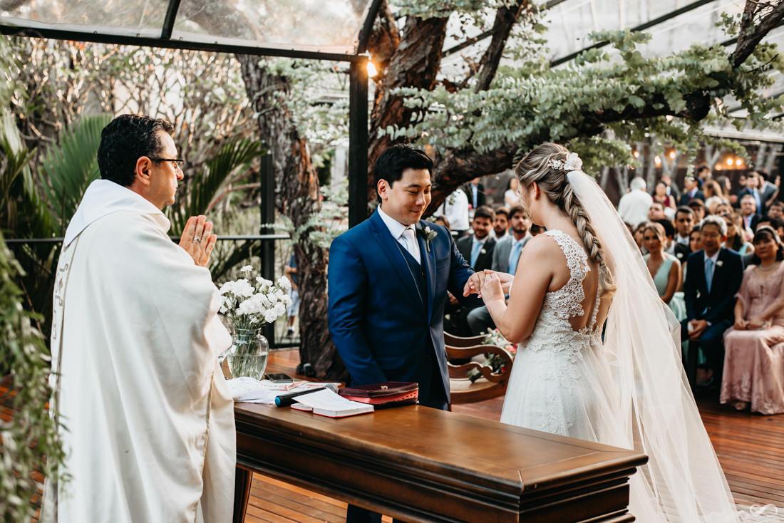 casamento no alto das palmeiras